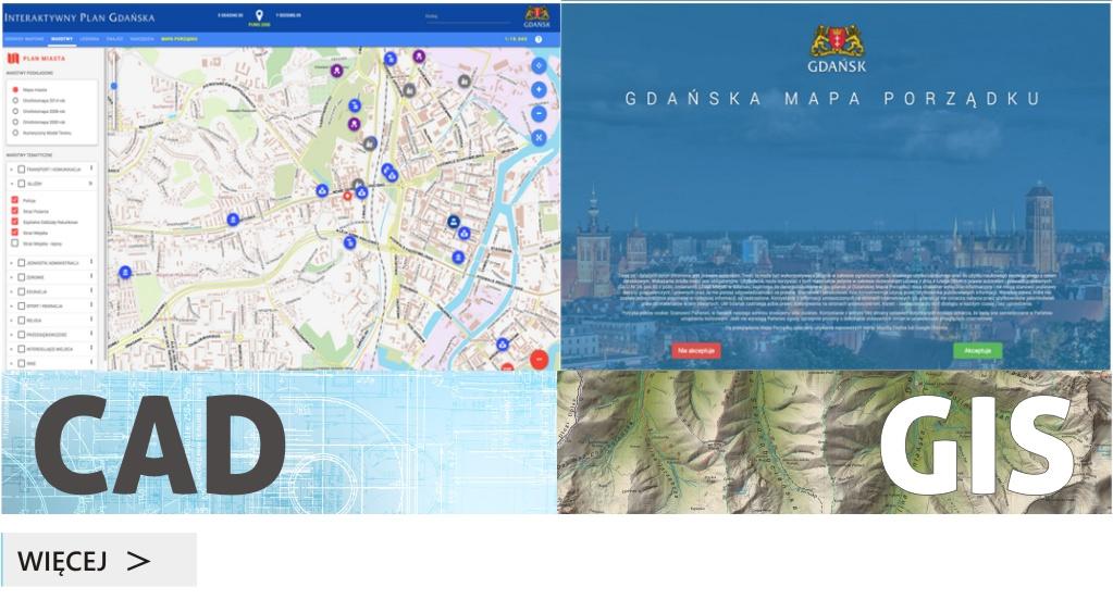 System Informacji Przestrzennej Gdańska