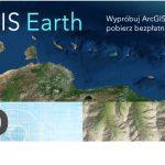 Wirtualny globus ArcGIS Earth