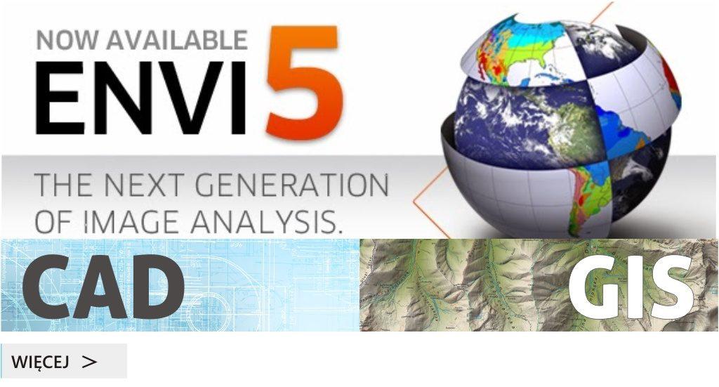 Nowości w ENVI 5.4